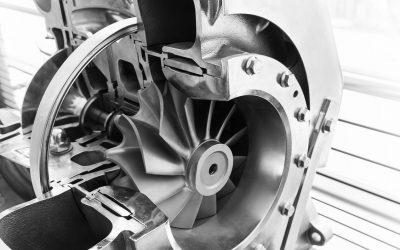 Sterowniki w turbinie – charakterystyka, naprawa