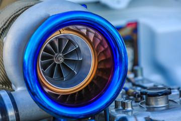 wymiana turbosprezarki